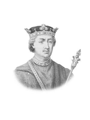 Picture of King Henry II